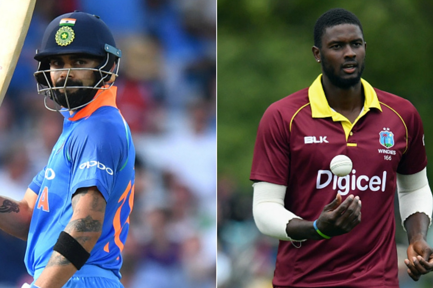 IND v WI: Match Preview