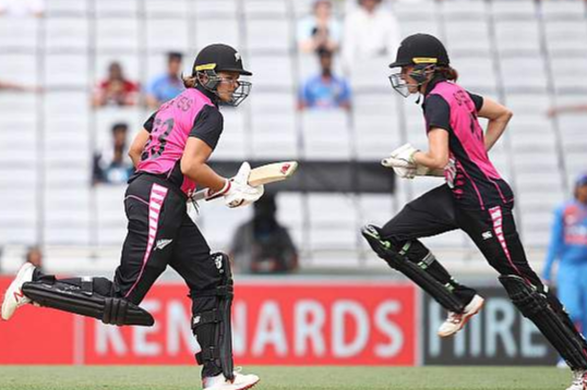White Ferns edge India in a final over thriller