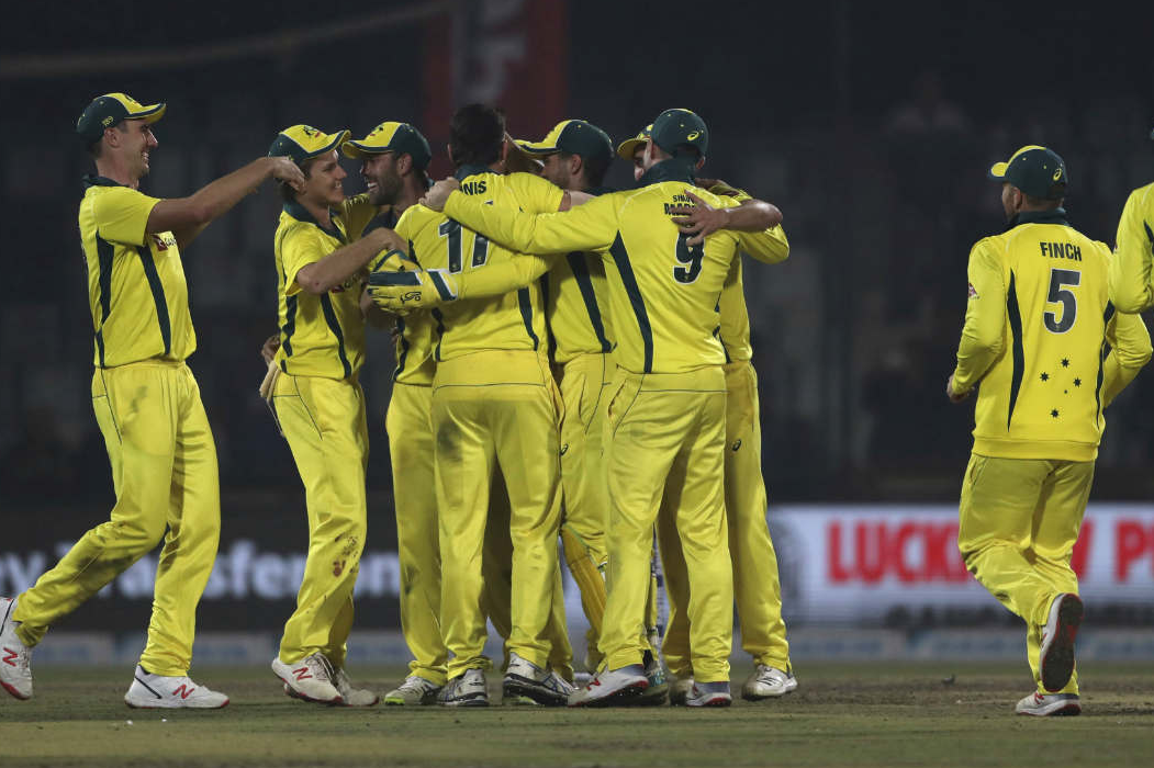 Australia claim series to leave India shell-shocked