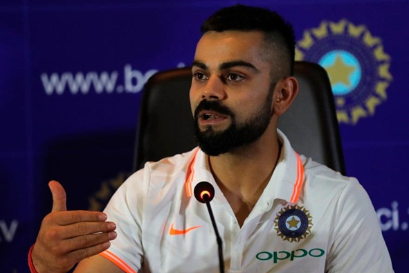 "Virat Kohli- ""This is probably the most challenging CWC"""