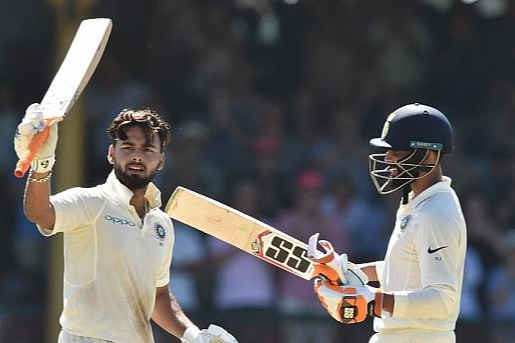 India vs Australia:- 4th Test, Day 02 Report