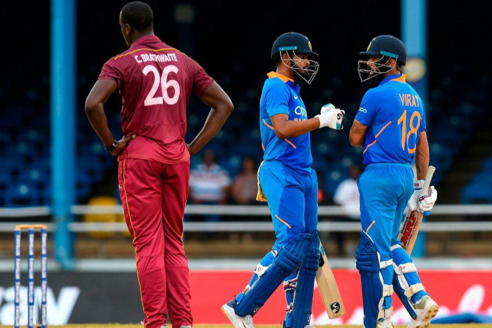 Iyer and Kohli masterclass guide India to a series win