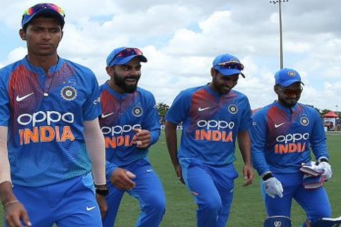 India seal the series via DLS after bad weather halts play