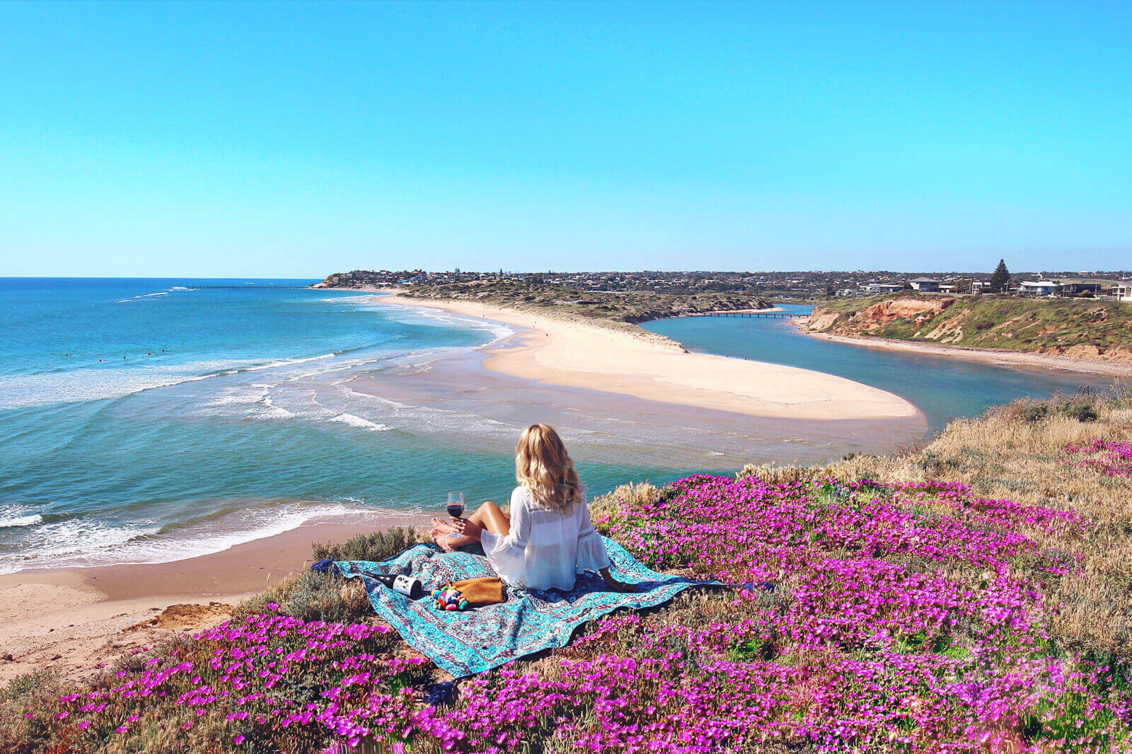 port noarlunga, christies beach and moana