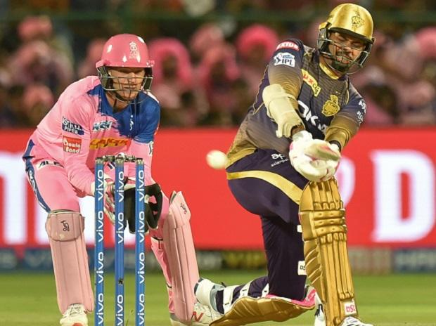 KKR rise to the top of the Points Table