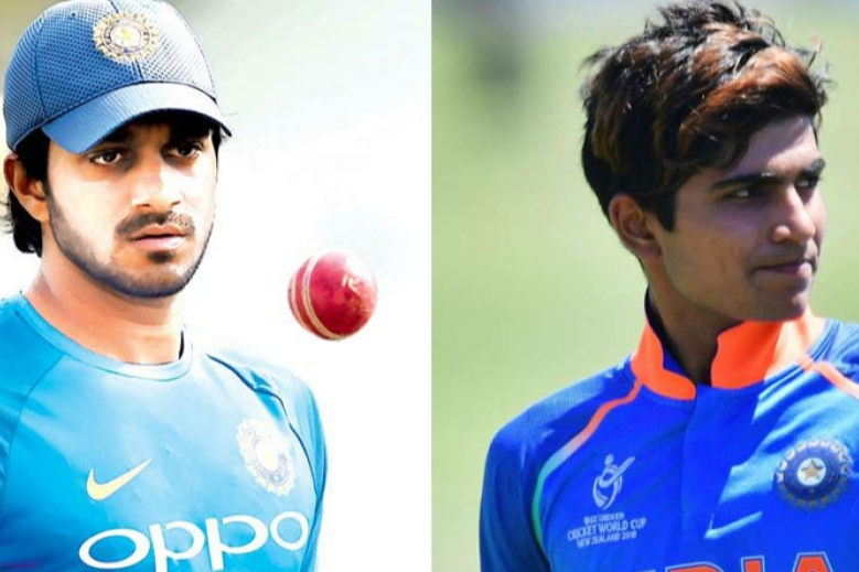 Shubman Gill and Vijay Shankar named as replacements