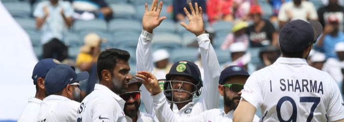 IND v SA: Team India destroy the Proteas in Pune