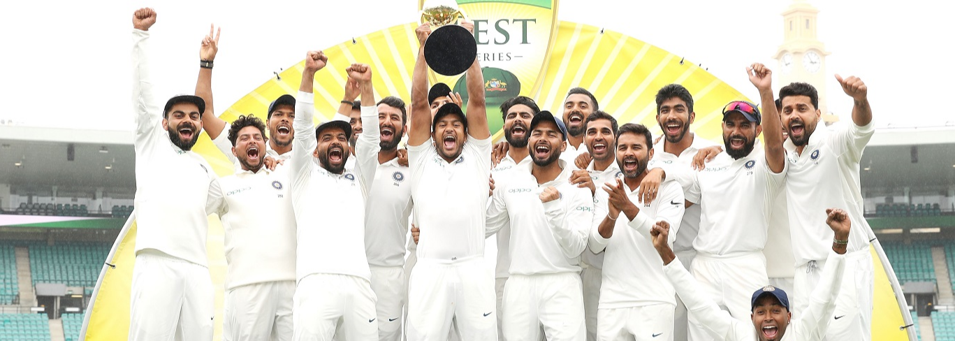 India vs Australia - 4th Test and Series Review