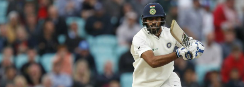 WI v IND: Hanuma Vihari strengthens his case even further