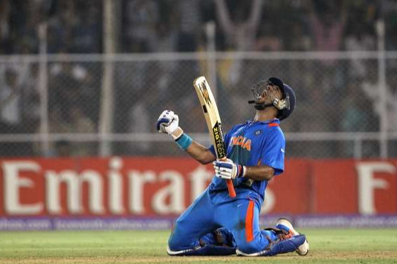 Fighter Yuvraj walks into the sunset