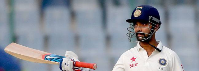 WI v IND: Time for Ajinkya Rahane to show his class