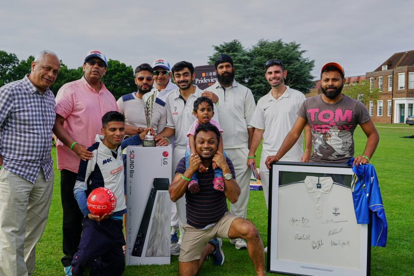 Prideview Cricket Report