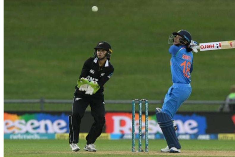 White Ferns' spoil Mithali's party