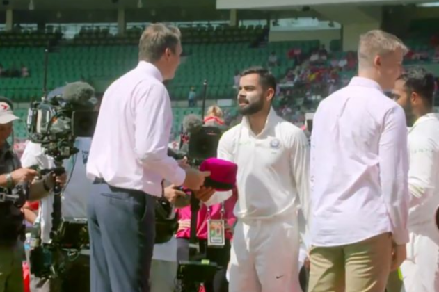Glenn McGrath heaps praise on Kohli's Pink Test gesture