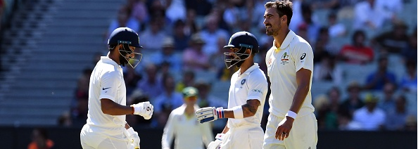 India vs Australia:- 3rd Test, Day 01 Report