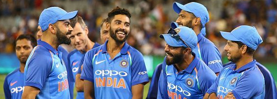 IND v WI: Team India favorites in the first T20I