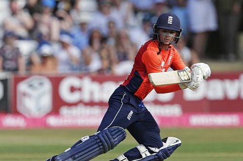 Wyatt, Brunt lead England to a series win