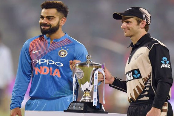 India vs New Zealand: Five records that can be broken