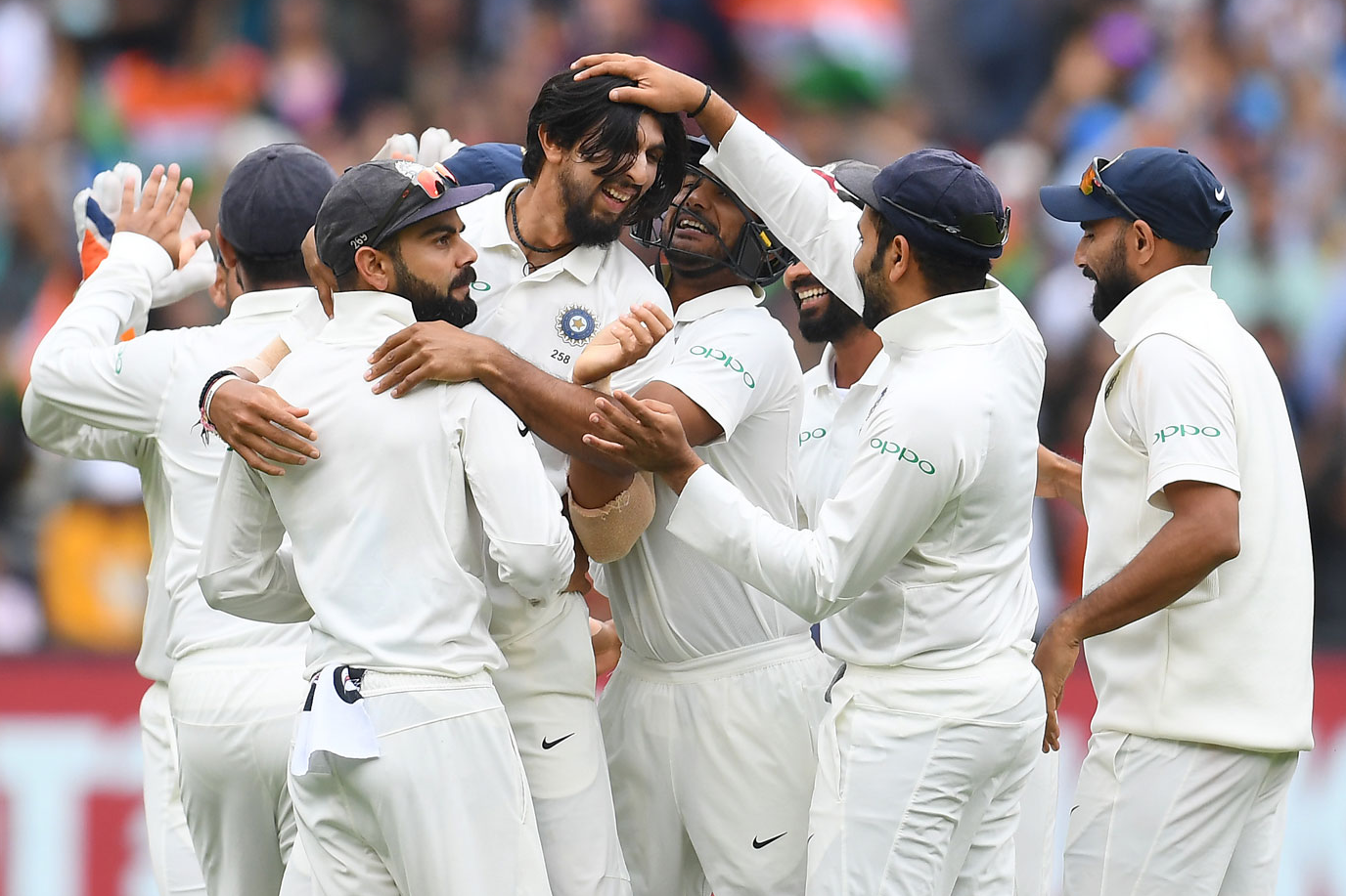 India vs Australia – 3rd Test Review