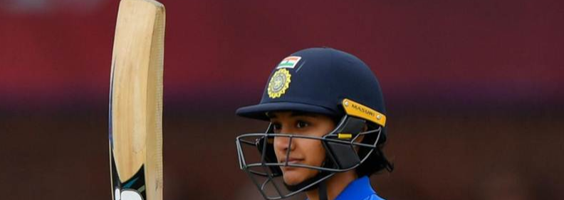 Mandhana whirlwind innings go in vain as  NZ-W win by 23