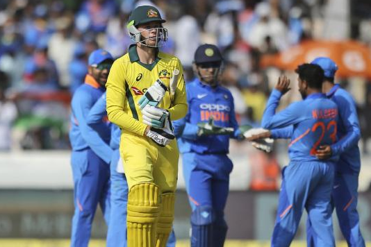 India vs Australia- 2nd ODI Preview