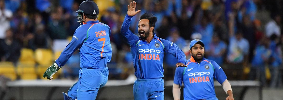 NZ vs IND- All the numbers from India's win at Wellington