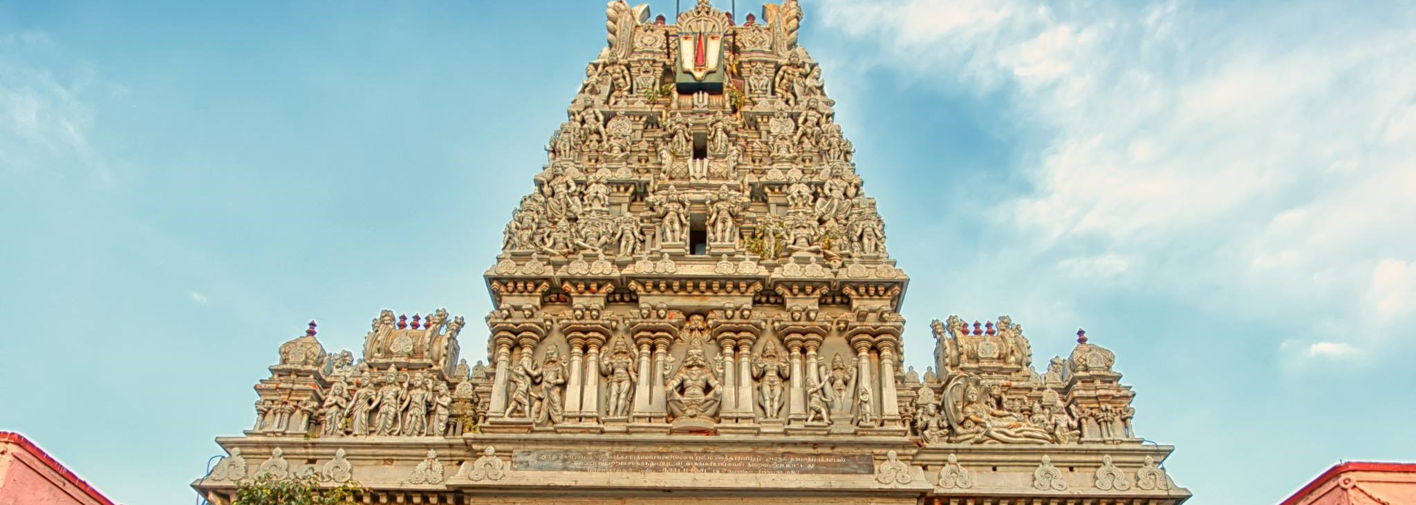 The Beautiful Temples of Chennai