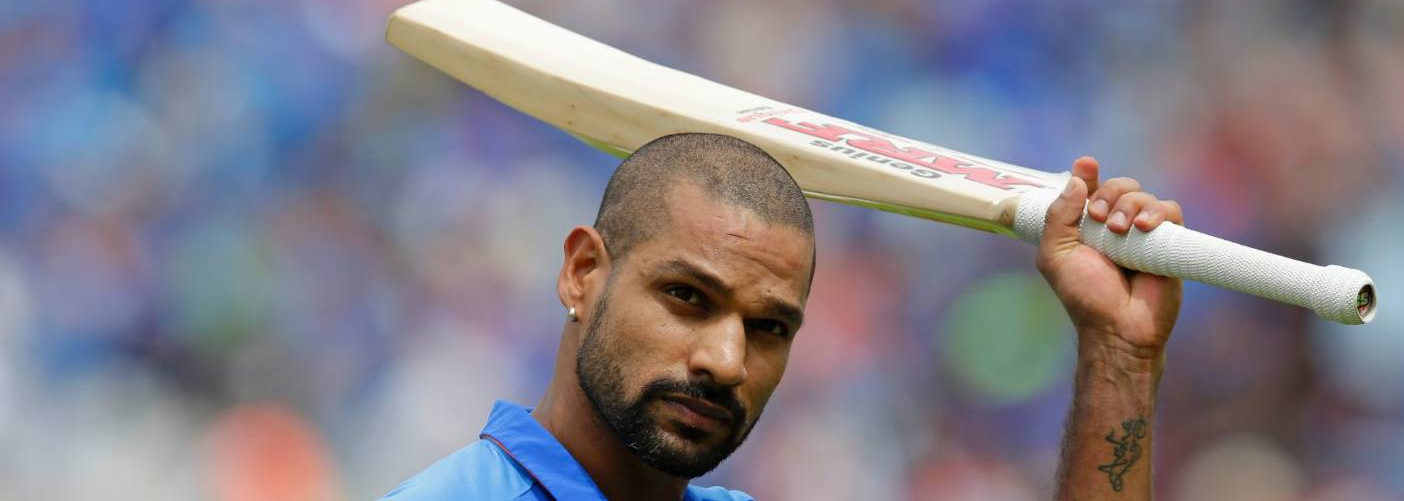 Dhawan's injury another test of India's temperament & bench