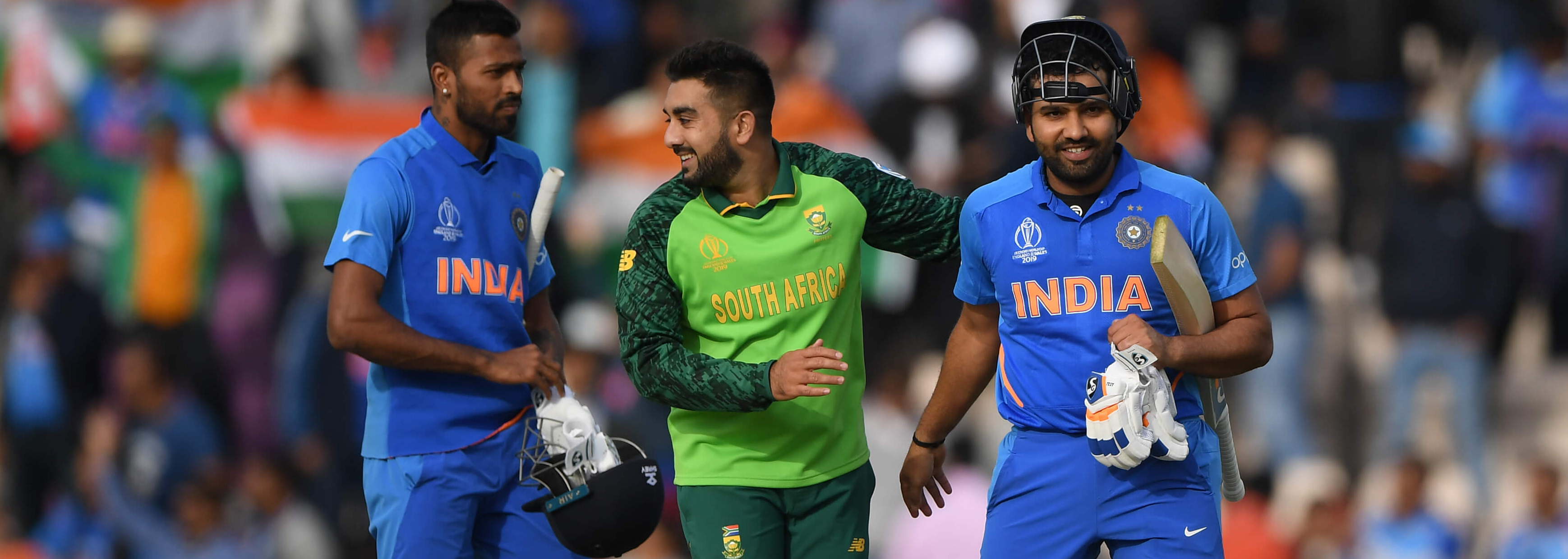 South Africa tour of India 2019 - Series Details