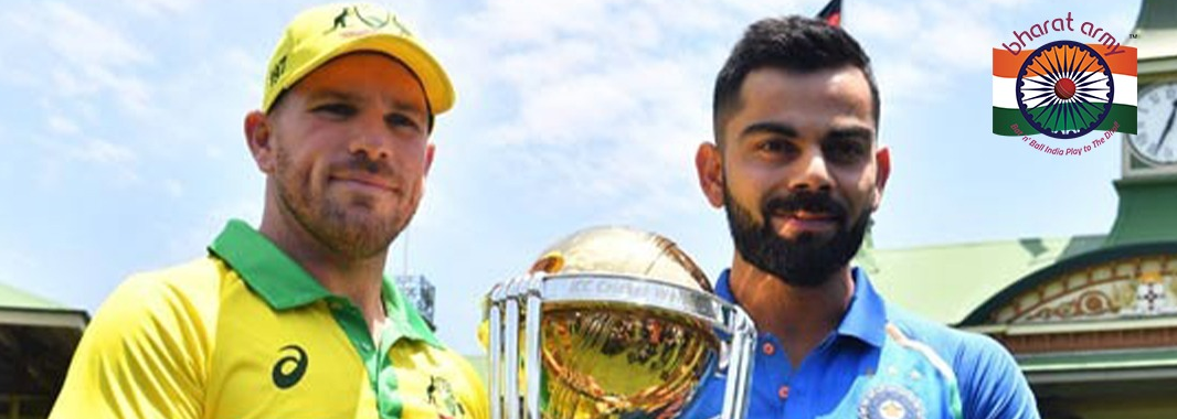 CWC'19: India vs Australia World Cup rivalry