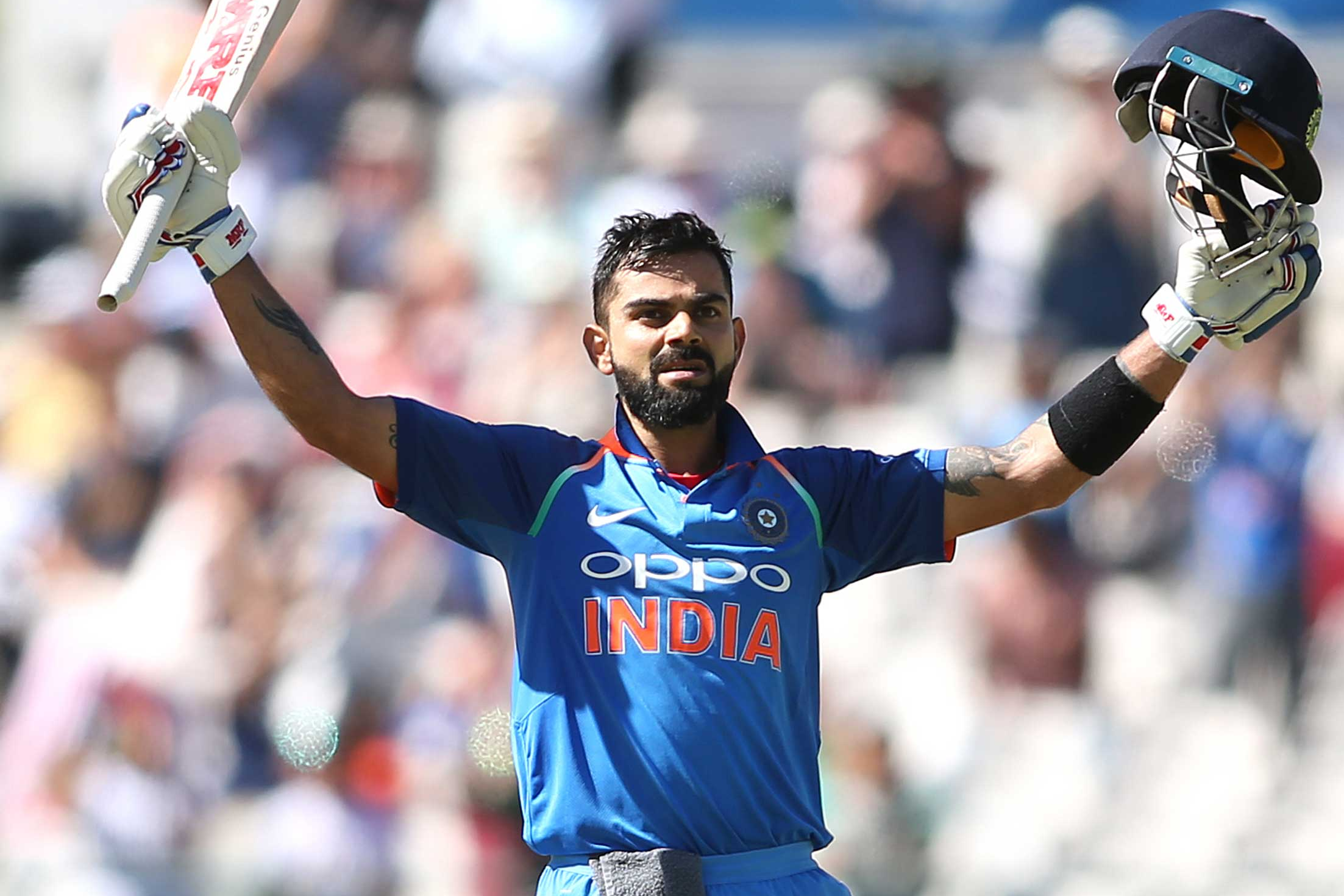 3 ODI records that Virat Kohli can break