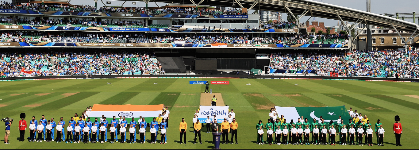 The Ultimate Rivalry - India vs Pakistan