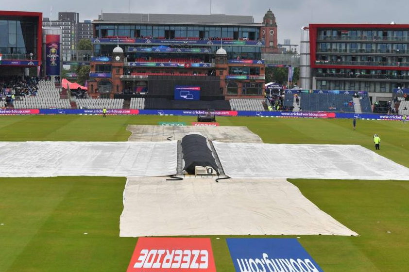 IND vs NZ: Rain forces semifinal to reserve day