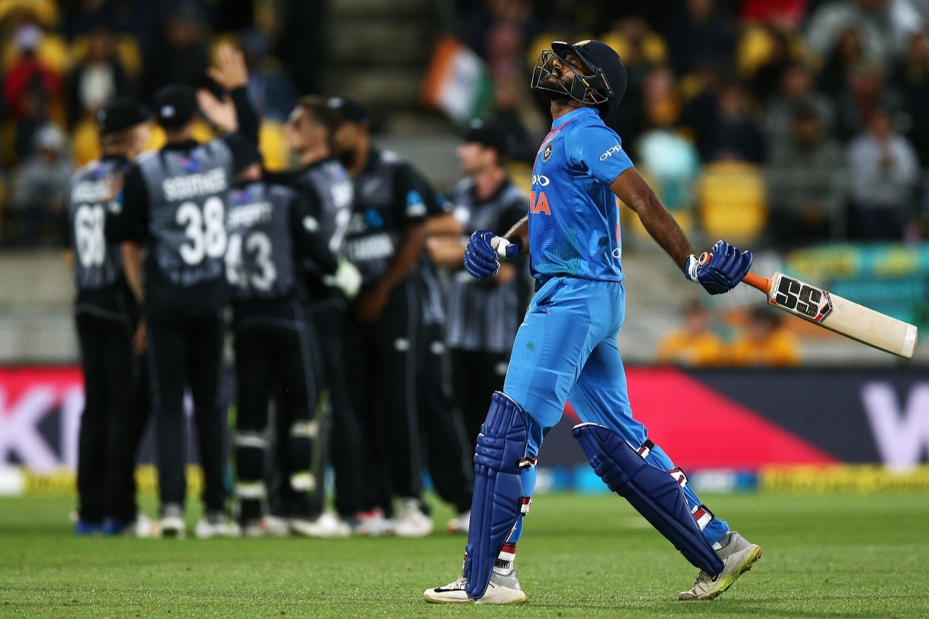New Zealand vs India - 1st T20 Review