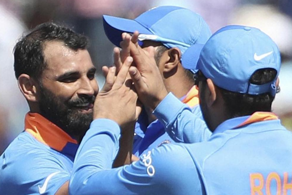 IND v AFGH: Bumrah and Shami deny the tenacious Afghans