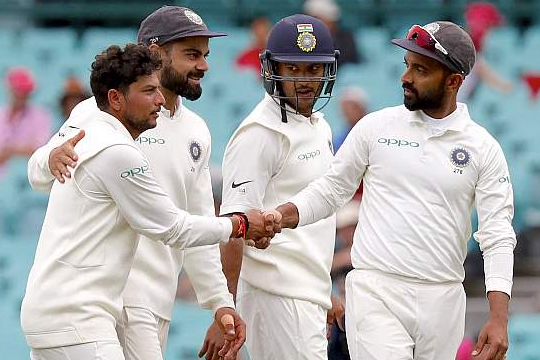 India vs Australia:- 4th Test, Day 04 Report