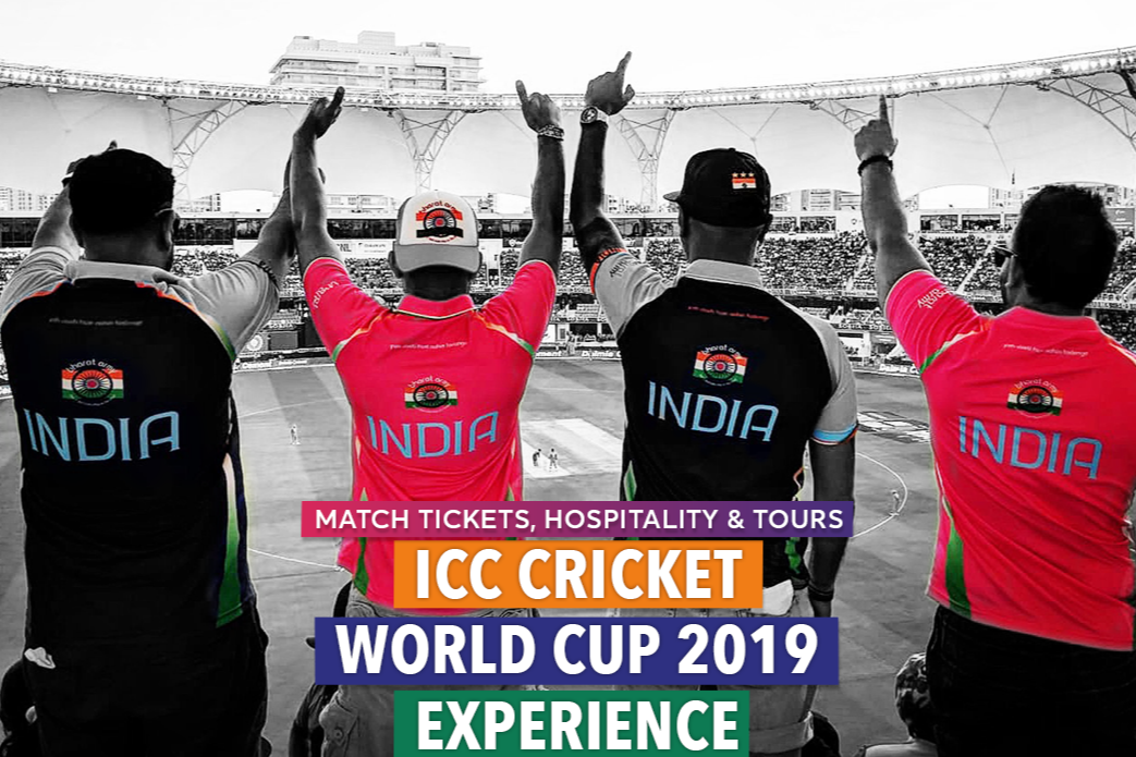 Cricket World Cup 2019 Packages
