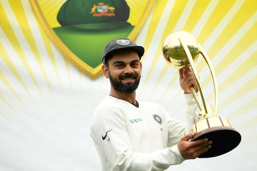 India vs Australia, Test Series- The Number Game