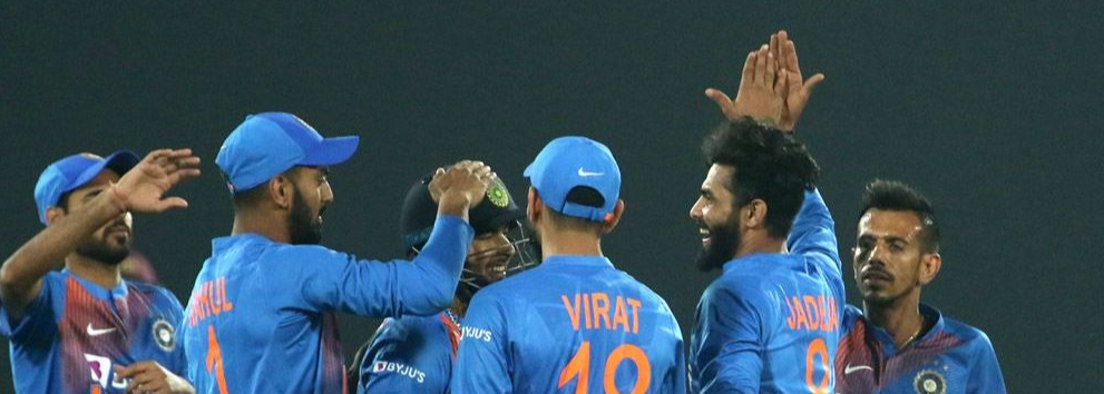 IND v WI : Kohli Masterclass seals the deal for Team India