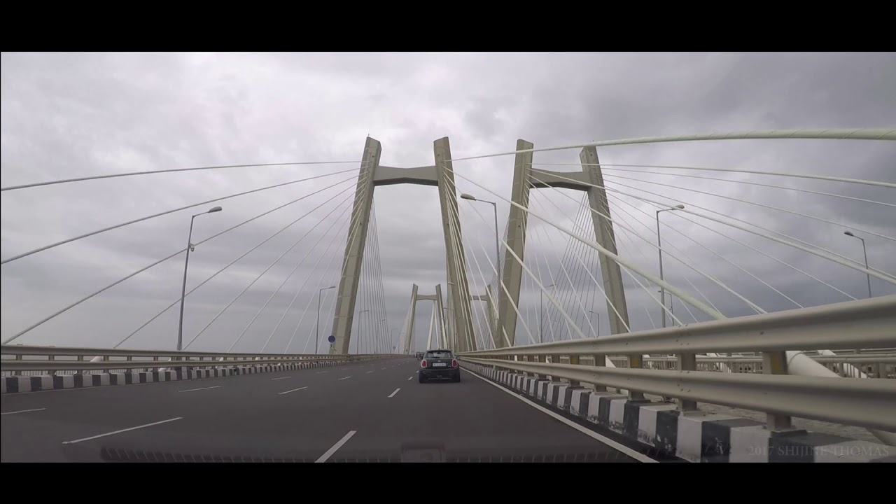A Long Drive Through The Sea Link
