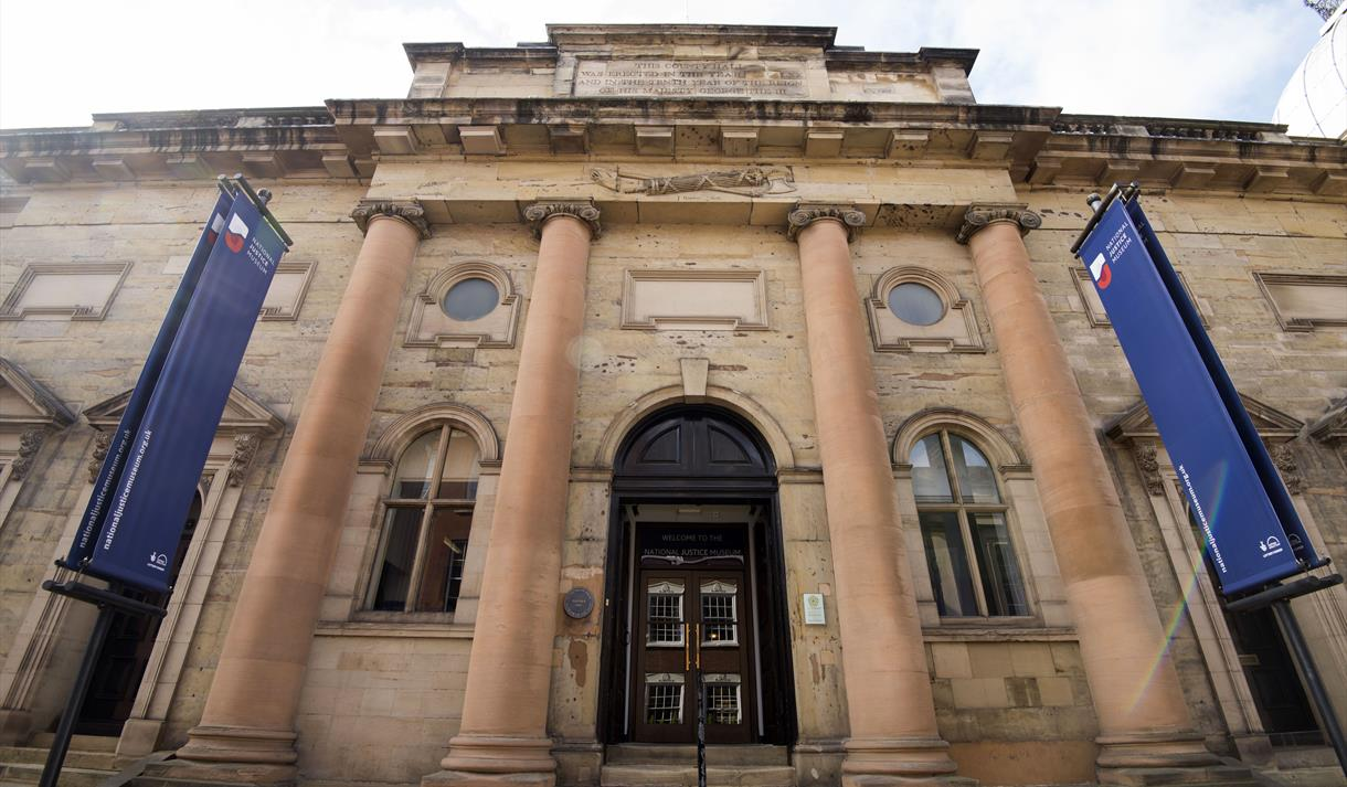 National Justice Museum Nottingham