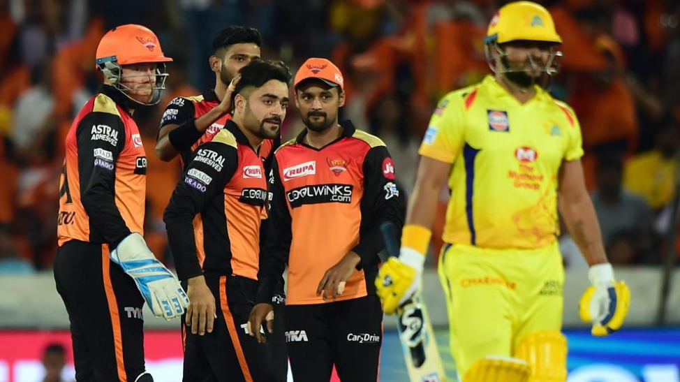 CSK lost to SRH in absence of Dhoni