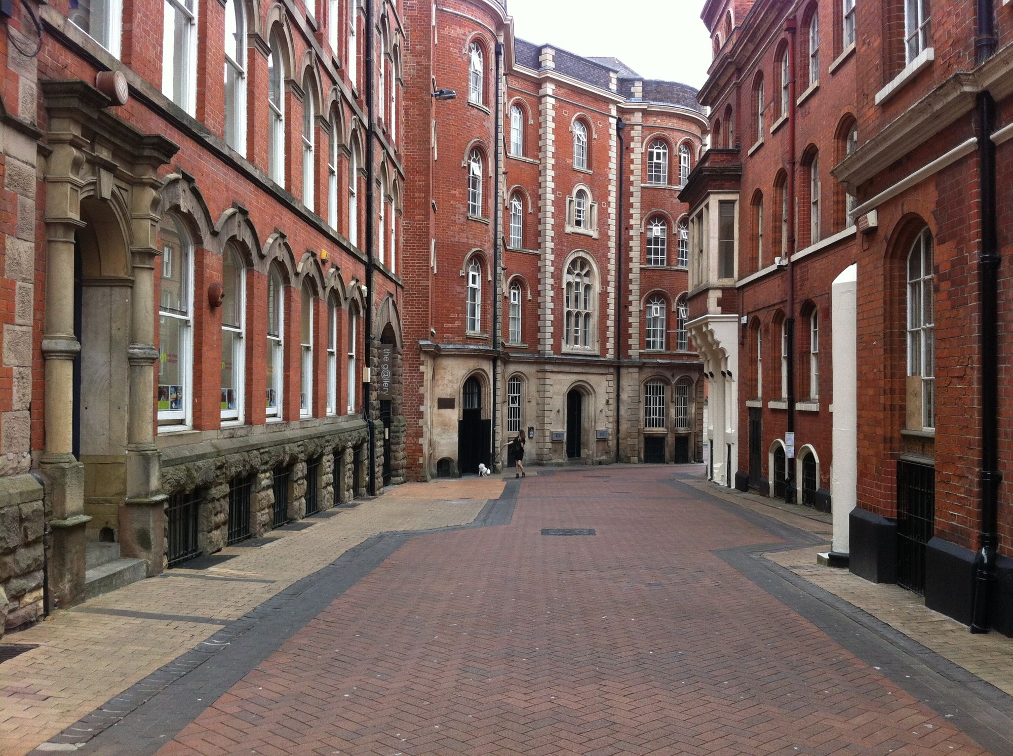 The Lace Market Nottingham