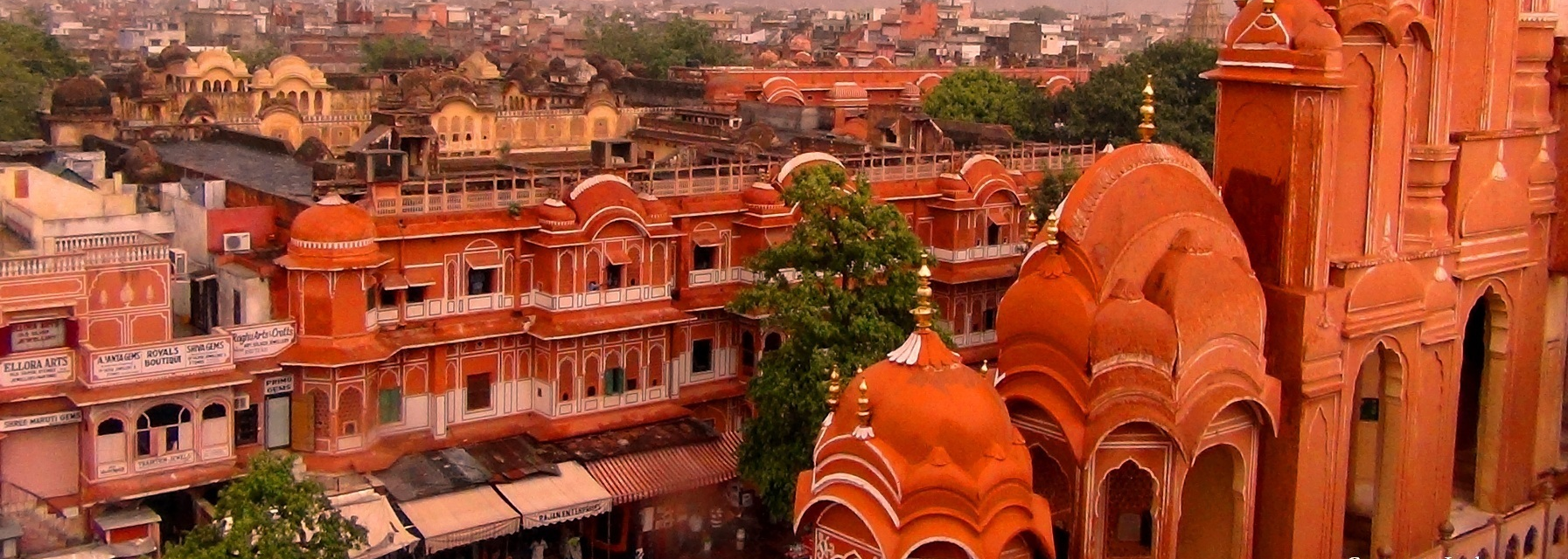 The Pink Jersey that represents Jaipur's Pink City