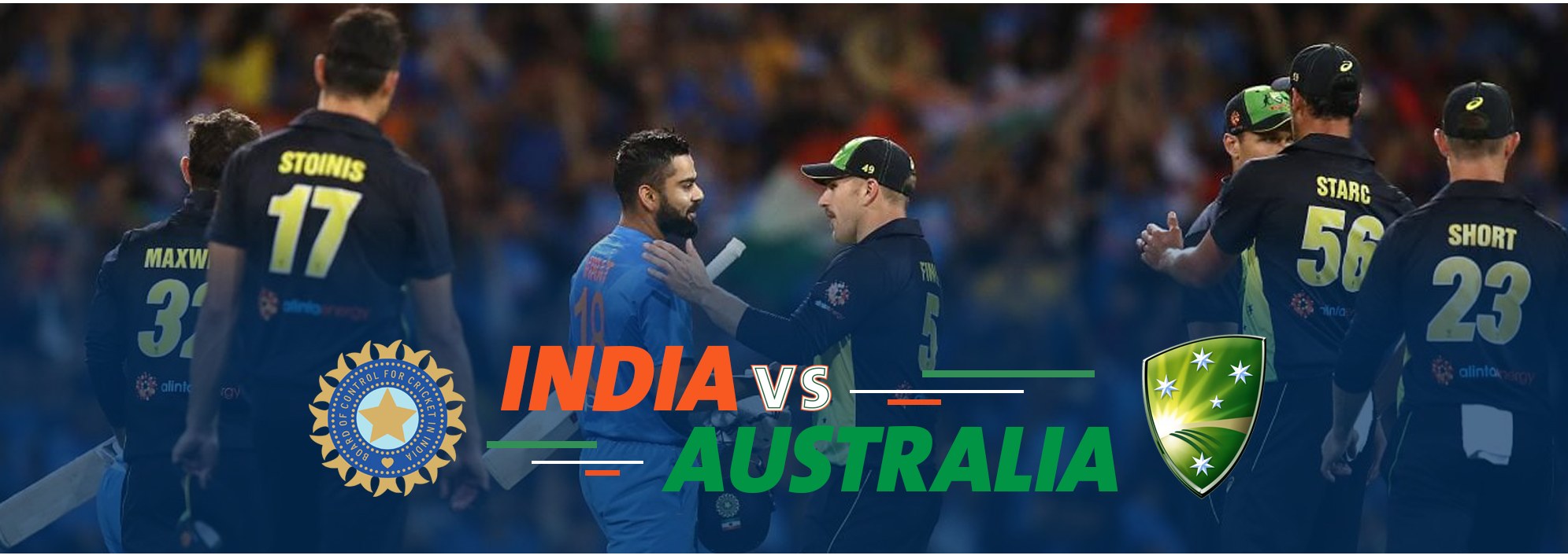 Australia Tour of India 2019 Tickets Prices and How to Book