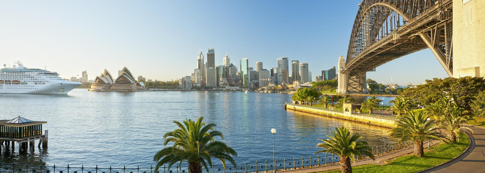 The 5 best vantage points in Sydney
