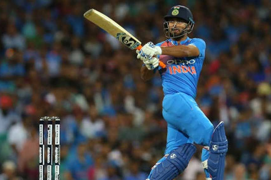 CWC'19: Pant roped in as a cover for Dhawan