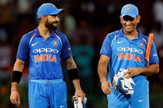 "CWC19:  ""Fortunate to have a mind like him"" Kohli on MSD"
