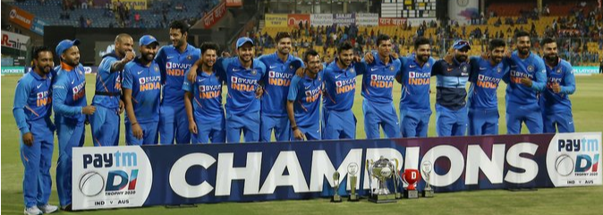 IND v AUS: Team India come back and win it in style
