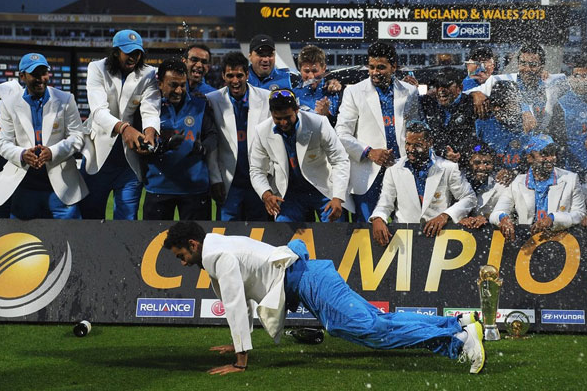Champions Trophy 2013: A triumph for the ages